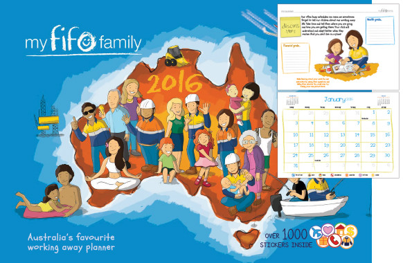 my fifo family 2016 fifo planners now available the planner for